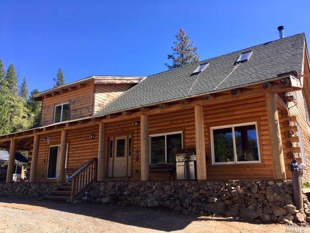 1730 Woodman Creek Road, Laytonville, CA 95454 (#21925231) :: Lisa Perotti | Zephyr Real Estate