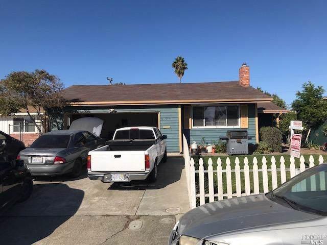 2024 Severus Drive, Vallejo, CA 94589 (#21926417) :: Team O'Brien Real Estate