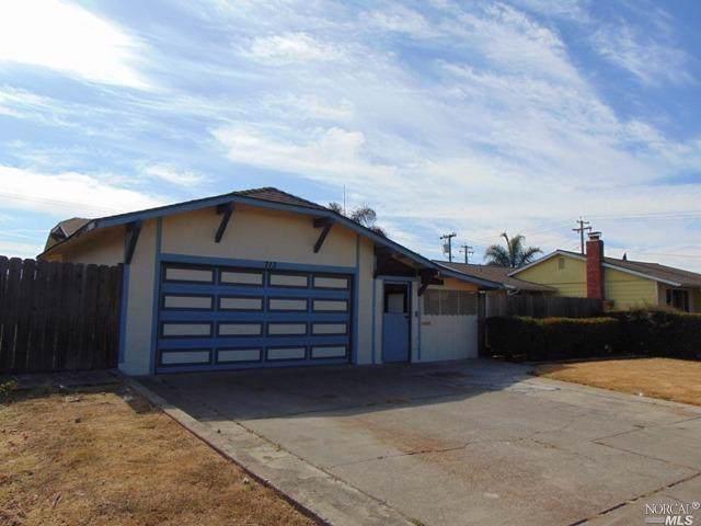 713 Meadowlark Drive, Fairfield, CA 94533 (#21927125) :: Rapisarda Real Estate