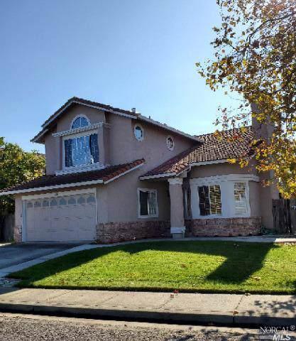714 Catalina Circle, Vallejo, CA 94589 (#21928157) :: Team O'Brien Real Estate