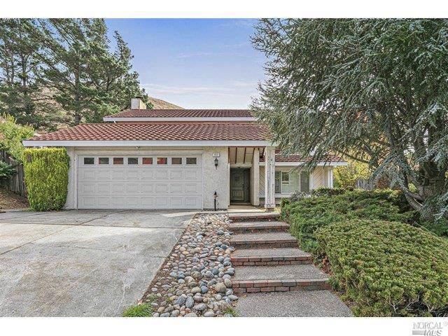 850 Rose Drive, Benicia, CA 94510 (#21929620) :: Team O'Brien Real Estate