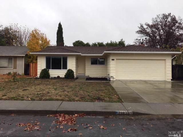 2103 California Drive, Vacaville, CA 95687 (#21930009) :: Team O'Brien Real Estate
