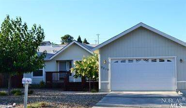 9230 Yaquima Drive, Kelseyville, CA 95451 (#21930189) :: Team O'Brien Real Estate