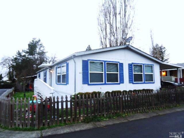 414 Ott Drive, Santa Rosa, CA 95407 (#22001632) :: Rapisarda Real Estate