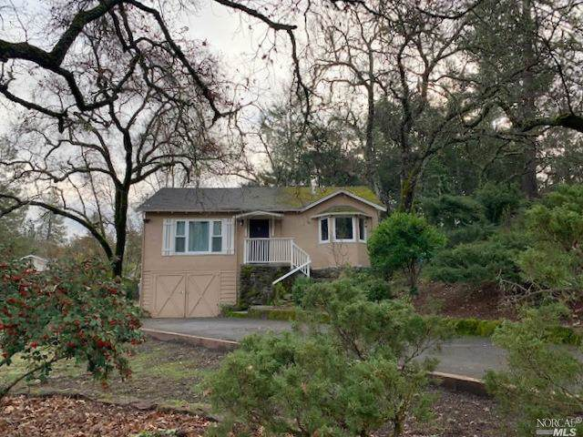 184 White Cottage Road N, Angwin, CA 94508 (#22001667) :: RE/MAX GOLD