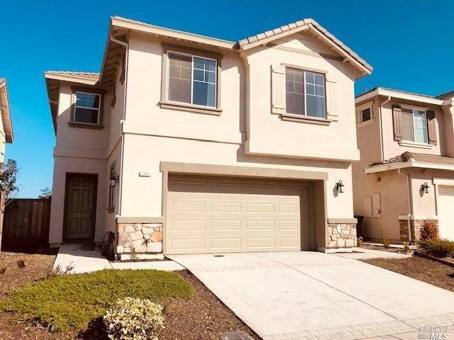 1721 Stoneman Drive, Suisun City, CA 94585 (#22003115) :: Rapisarda Real Estate