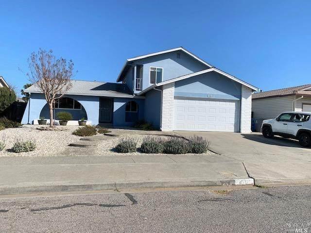410 Lucina Street, American Canyon, CA 94503 (#22003935) :: Team O'Brien Real Estate