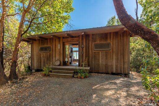 18920 Armstrong Woods Road, Guerneville, CA 95446 (#22006065) :: RE/MAX GOLD