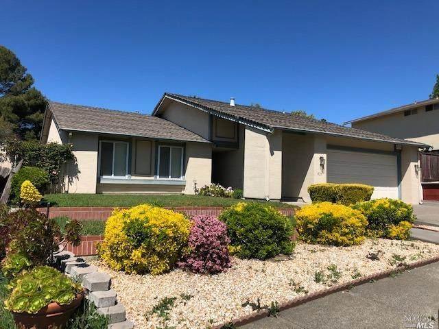 425 Ofarrell Drive, Benicia, CA 94510 (#22007353) :: Rapisarda Real Estate