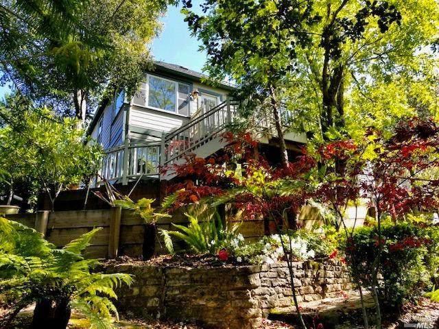 118 Rocca Drive, Fairfax, CA 94930 (#22008348) :: Team O'Brien Real Estate