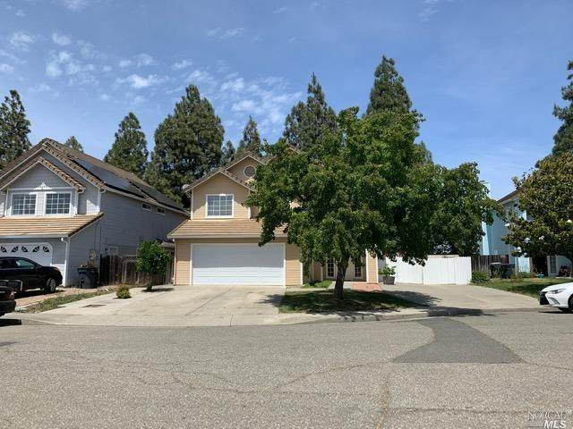 892 New Bedford Place, Fairfield, CA 94533 (#22011498) :: RE/MAX GOLD