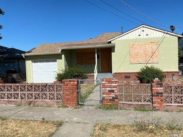 616 Hilton Avenue, Vallejo, CA 94591 (#22015795) :: Rapisarda Real Estate