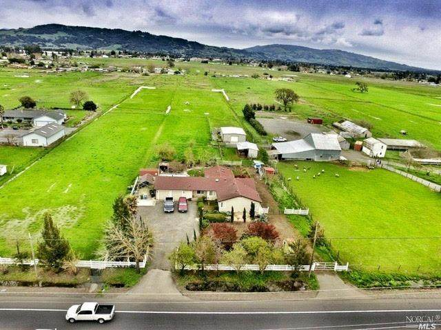 3976 Stony Point Road, Santa Rosa, CA 95407 (#22018044) :: RE/MAX GOLD