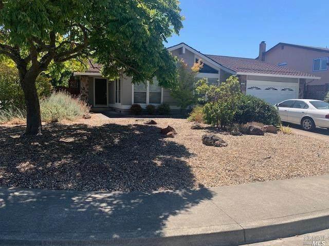 2036 Clydesdale Way, Petaluma, CA 94954 (#22018109) :: Rapisarda Real Estate