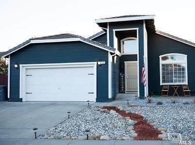 236 San Leon Drive, Vacaville, CA 95688 (#22025107) :: Rapisarda Real Estate