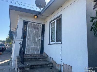 119 Broadway Street, Vallejo, CA 94590 (#22025621) :: Hiraeth Homes