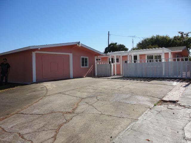 113 Melba Drive, Vallejo, CA 94589 (#22025685) :: Rapisarda Real Estate