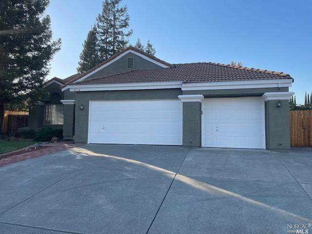 856 Monaghan Circle, Vacaville, CA 95688 (#22026609) :: W Real Estate | Luxury Team