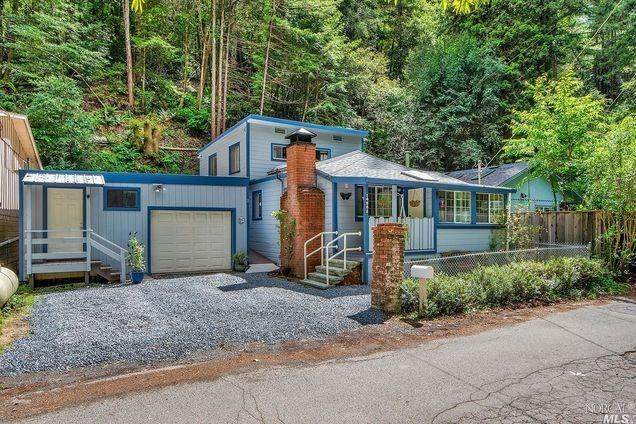 14662 Cherry Street, Guerneville, CA 95446 (#22028215) :: Intero Real Estate Services