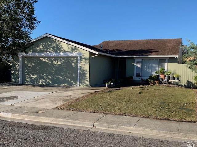 121 Larsen Circle, Vallejo, CA 94589 (#22028540) :: Jimmy Castro Real Estate Group