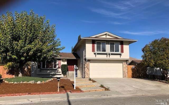 357 Arlington Circle, Fairfield, CA 94533 (#22028710) :: Rapisarda Real Estate