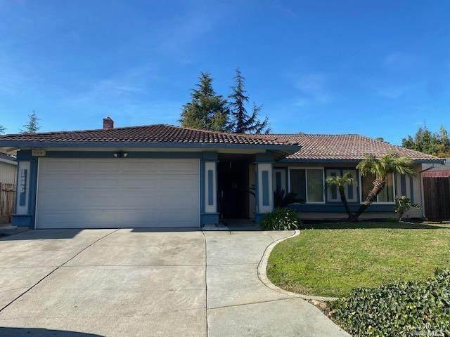 136 Ron Court, Vallejo, CA 94591 (#22030570) :: Rapisarda Real Estate