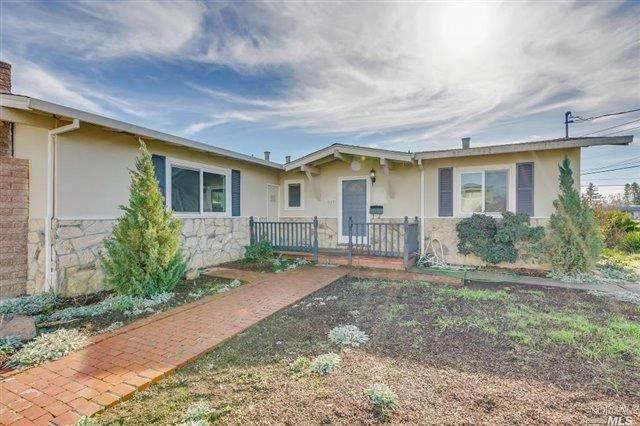 889 Laguna Street, Napa, CA 94558 (#22031527) :: Golden Gate Sotheby's International Realty