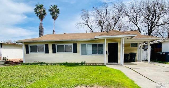 930 Harding Street, Fairfield, CA 94533 (#321010393) :: The Lucas Group