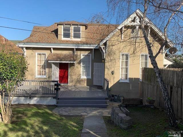 922 Sacramento Street, Vallejo, CA 94590 (#321010585) :: Rapisarda Real Estate