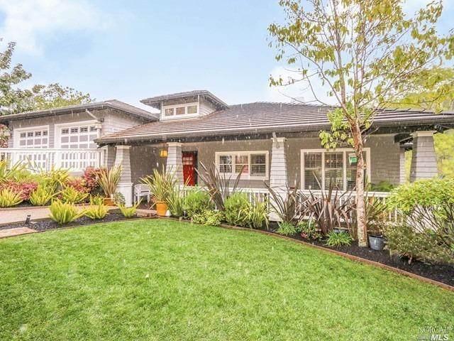 54 Vista Del Sol, Mill Valley, CA 94941 (#321014684) :: Golden Gate Sotheby's International Realty