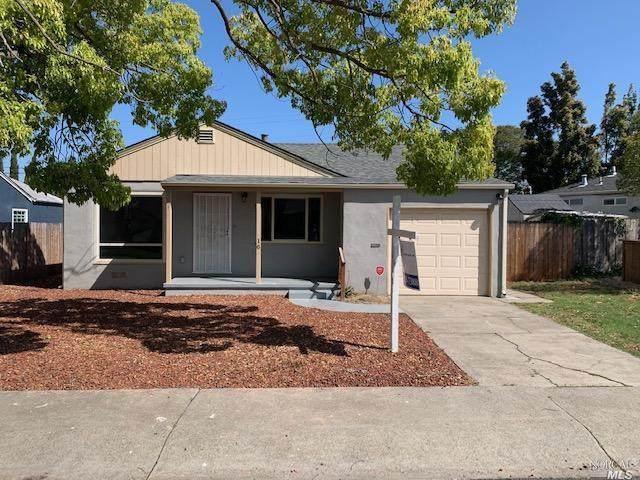 16 Balboa Avenue, Vallejo, CA 94591 (#321026007) :: Rapisarda Real Estate