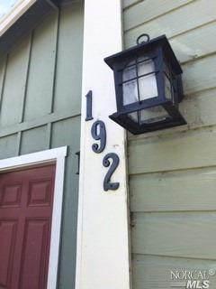 192 W Agua Caliente Road, Sonoma, CA 95476 (#321031616) :: RE/MAX GOLD