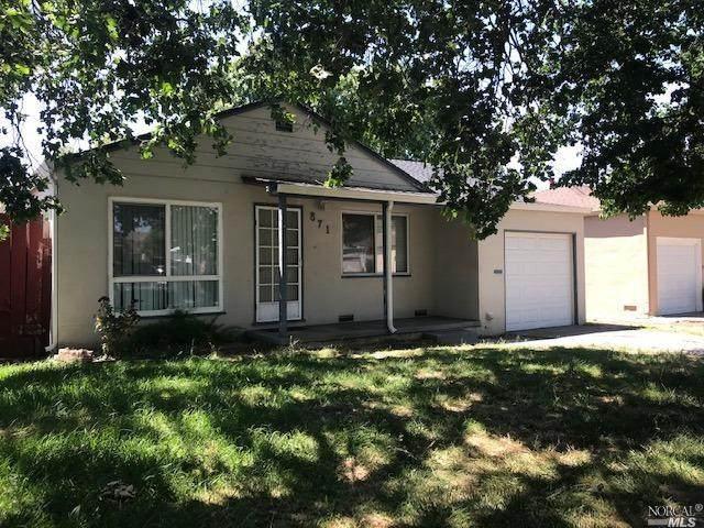 871 Beechwood Avenue, Vallejo, CA 94591 (#321047233) :: Corcoran Global Living