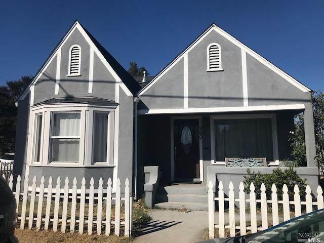 960 Lincoln Avenue, Napa, CA 94558 (#321047242) :: Jimmy Castro Real Estate Group