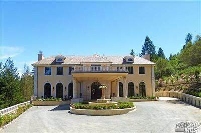 1131 Crestmont Drive, Angwin, CA 94508 (#321050042) :: Golden Gate Sotheby's International Realty