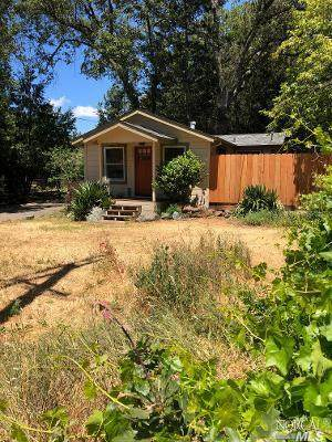 316 Newton Way, Angwin, CA 94508 (#321035404) :: Intero Real Estate Services