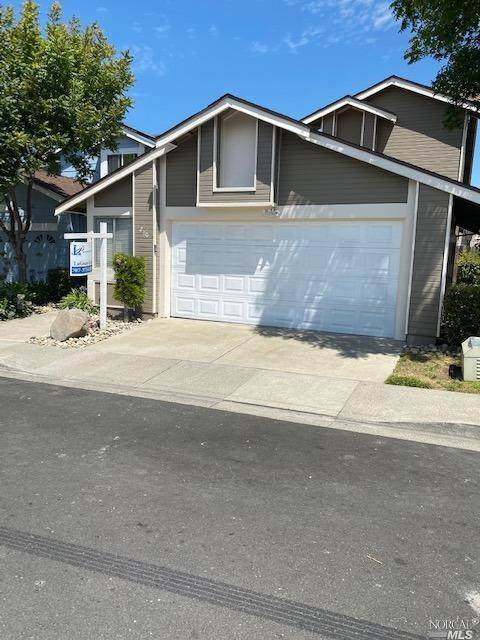 210 Stageline Drive, Vallejo, CA 94591 (MLS #321072005) :: Jimmy Castro Real Estate Group