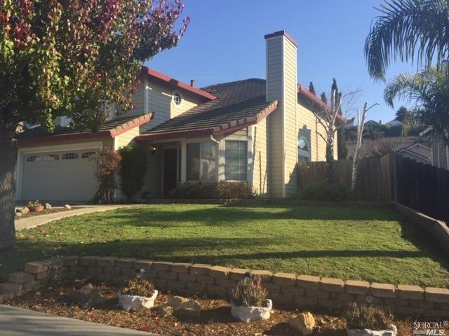 162 Humphrey Lane, Vallejo, CA 94591 (#21823584) :: Rapisarda Real Estate