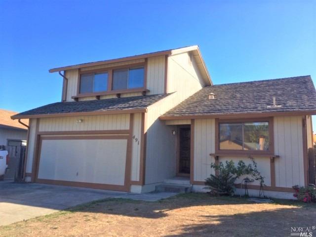 491 Sherry Drive, Ukiah, CA 95482 (#21828239) :: Perisson Real Estate, Inc.