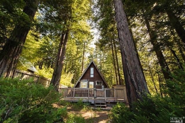 35-36 Magic Mt Road, Cazadero, CA 95421 (#21828910) :: Rapisarda Real Estate