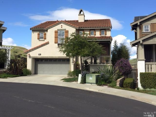 6607 Deerfield Drive, Vallejo, CA 94591 (#21900819) :: Rapisarda Real Estate