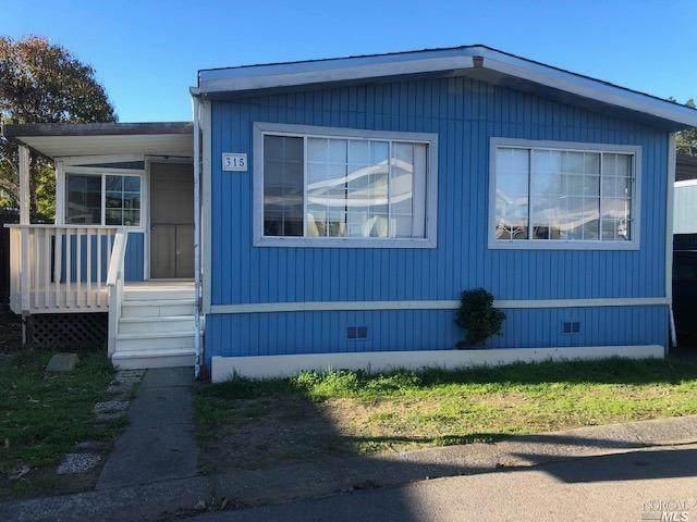 315 Mesa Verde Way, San Rafael, CA 94903 (#21913750) :: Rapisarda Real Estate