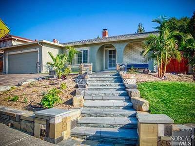 23 Garthe Court, Vallejo, CA 94591 (#21929407) :: Rapisarda Real Estate