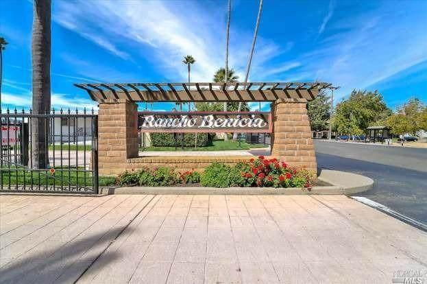 300 E H Street #98, Benicia, CA 94510 (#22005478) :: RE/MAX GOLD