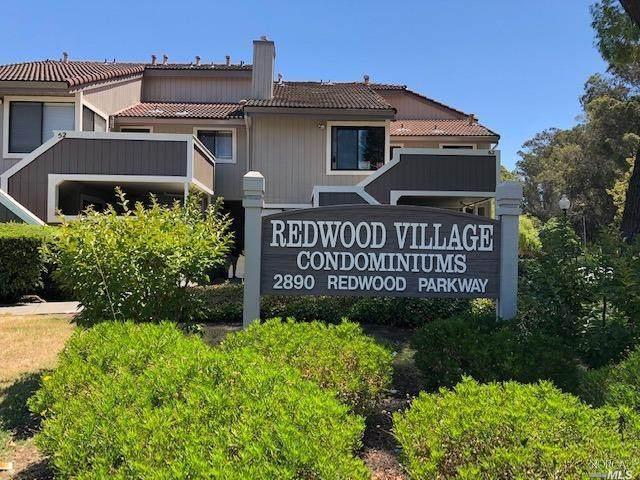 2890 Redwood Parkway #51, Vallejo, CA 94591 (#22014940) :: RE/MAX GOLD