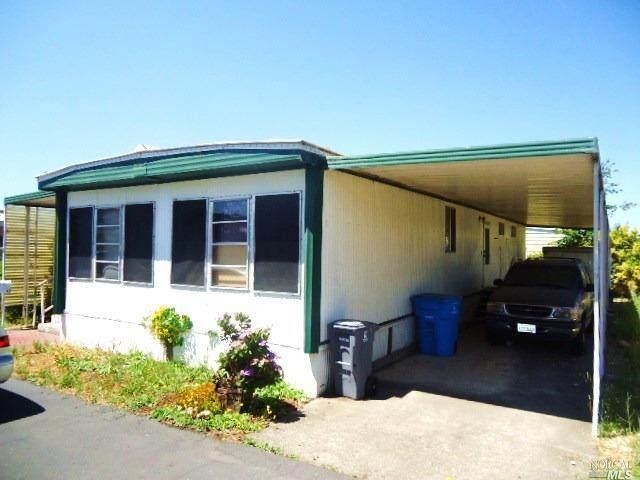 2311 Squire Lane #50, Santa Rosa, CA 95404 (#22015288) :: Hiraeth Homes