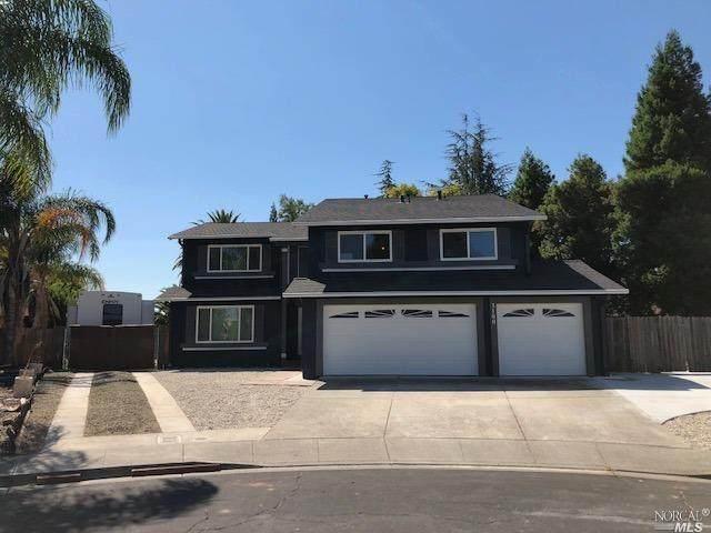 3100 Arroyo Court, Fairfield, CA 94533 (#22018445) :: Team O'Brien Real Estate