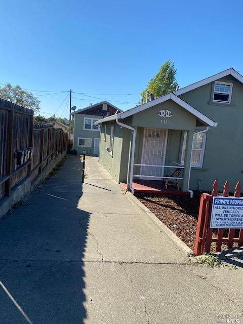 533 Benicia Road, Vallejo, CA 94590 (#22026178) :: Golden Gate Sotheby's International Realty