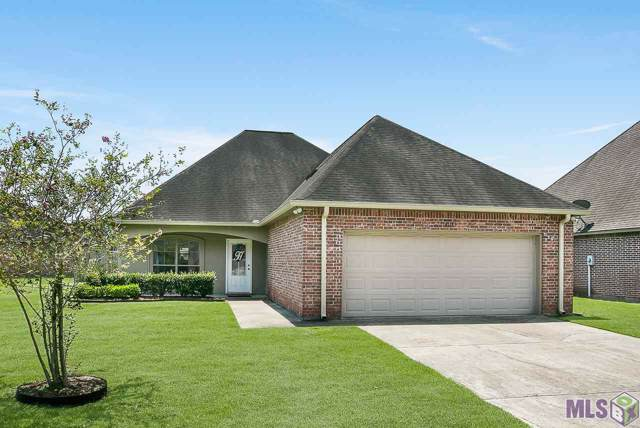 41185 Lakeway Cove Ave, Gonzales, LA 70737 (#2019016161) :: Patton Brantley Realty Group