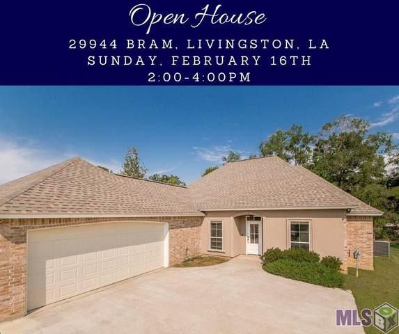 29944 Bram, Livingston, LA 70754 (#2019015717) :: Patton Brantley Realty Group